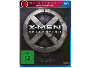 X-Men Collection (X-Men 1-6 Box Set) (Blu-ray) für 22€ versandkostenfrei (Saturn)