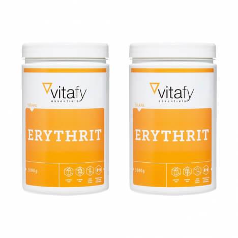 6kg Erythrit - Kalorienfreier Zuckerersatz zu einem guten Kurs UPDATE