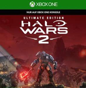 Halo Wars 2 Ultimate Edition XBox One [amazon inkl. Versand]