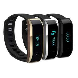 TW07 Fitness-Tracker Smart Watch Bluetooth 4.0 Call SMS Reminder