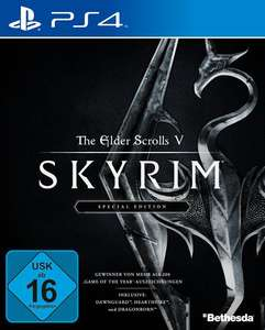 [Gamestop] Skyrim PS4
