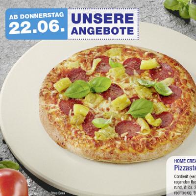 [Aldi Nord] Pizzastein für 9,99€ ab 22.6.