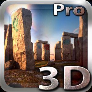 [Android] 3D Stonehenge & 3D Wasserfall &  3D Planetscape & Tibet 3D Live Wallpaper's momentan für 0€