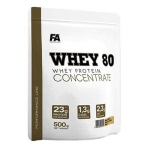 Whey Protein   FA Nutrition Whey 80 500g statt 13,99€ jetzt 8,99€