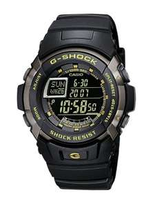 [Amazon UK]: Casio G-Shock G-7710-1ER Black Force für 61,12 EUR