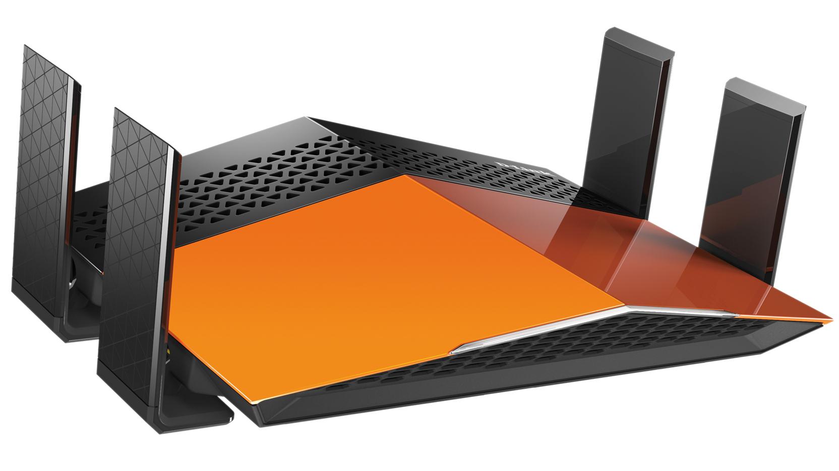 D-LINK AC1900 EXO Router DIR-879 mit WLAN AC, 4x GBit LAN und bis zu 1900 MBit/s für 99€ als Deal des Tages bei Notebooksbilliger