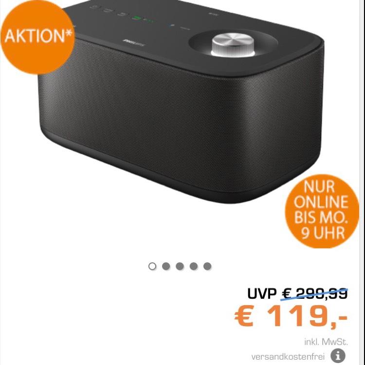 Philips BM7B/10 Multiroom Lautsprecher