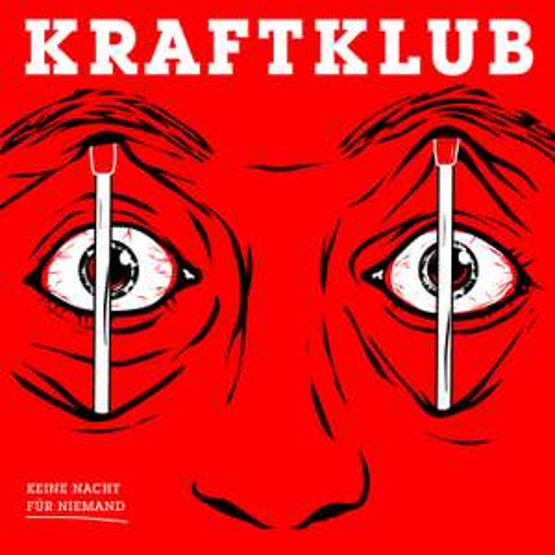 [Karl-Marx-Stadt] kostenloses KRAFTKLUB Konzert heute 17-18 Uhr in Chemnitz