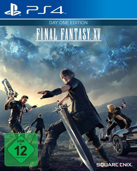 Final Fantasy XV Day One Edition (PS4) für 24,99€ (GameStop)
