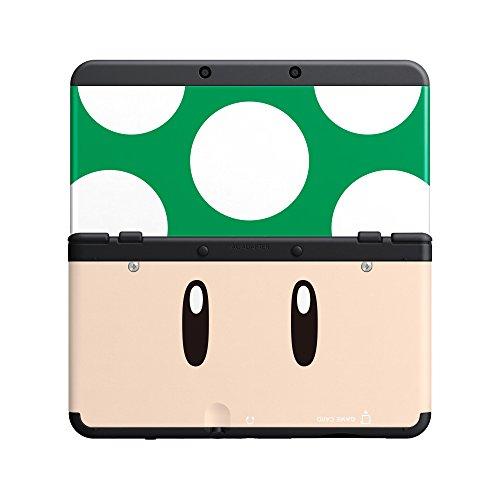 New Nintendo 3DS Zierblende (1-Up-Pilz) für 84 Cent + 1€ Gutschein für Amazon Video (Amazon Prime)