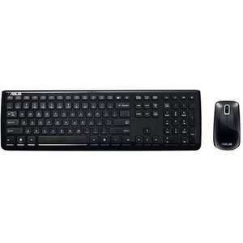 ASUS W3000 Funk Maus-Tastatur-Set, schwarz für nur 19,98€ inklusive Versand oder für 16,99€per Abholung [NBB ]