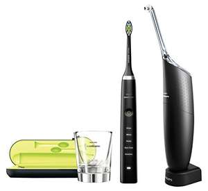 [Amazon.it] Zahnpflege-Set Philips Sonicare DiamondClean & AirFloss Ultra HX8491/03