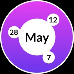 [Android] Kairos Calendar *Effizens, für 0 statt 0,89€