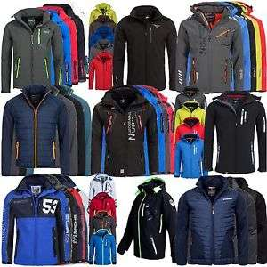 Ebay WOW - Geographical Norway - Softshell Jacken (Taken, Tapping, Tangata, Rainmen,...)