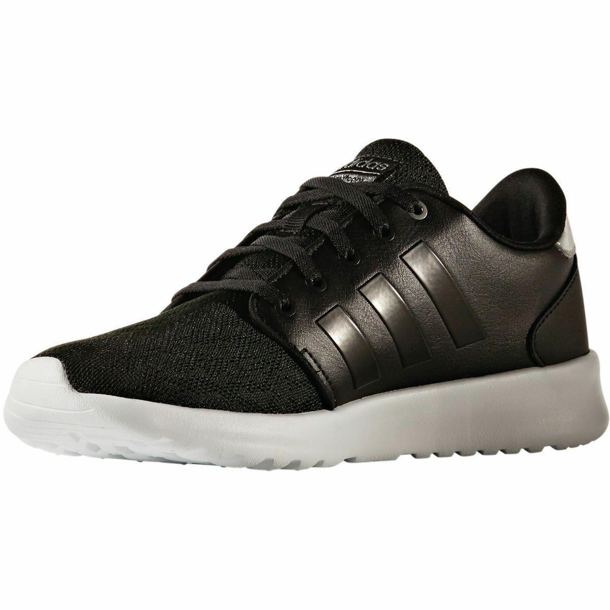 ADIDAS Damen Sneaker Cloudfoam QT Racer, schwarz/weiß, Größe 37 1/3- 41 1/3, Karstadt