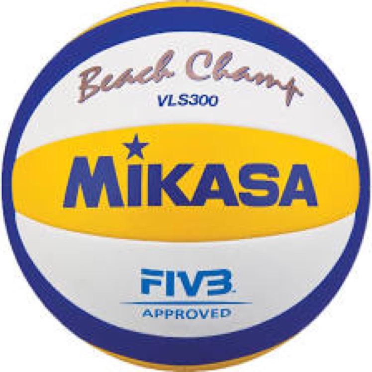 Mikasa VLS 300 Beachvolleyball