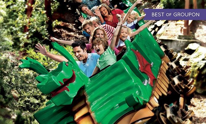 Jetzt auch bei Groupon.de: Legoland Billund Resort Familienkarte ab 69 EUR