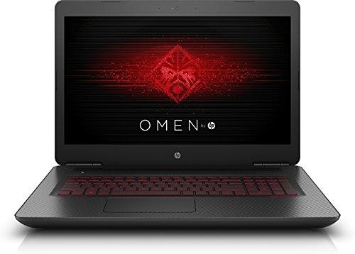 Gaming Notebook - OMEN - by HP - W215NG - i7 7700 HQ, GTX 1070, 16 GB RAM, SSD