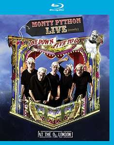 [Blu-ray] Monty Python - Live (Mostly) One Down Five to Go @amazon.de