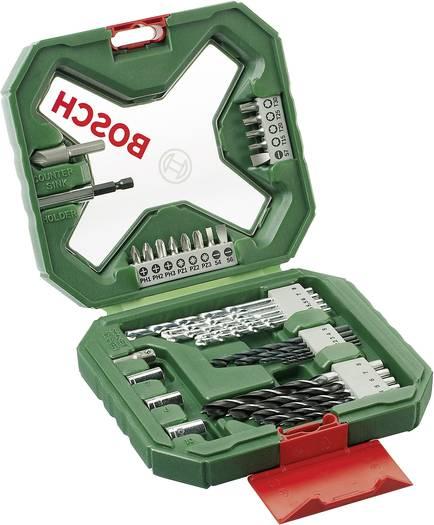 [VOELKNER] Bosch Universal-Bohrersortiment 34teilig X-line - VSK-frei