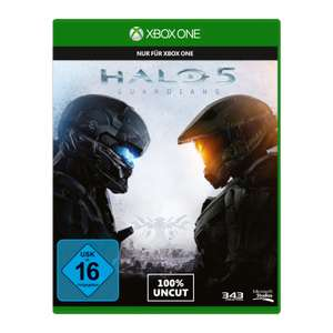 Halo 5: Guardians (Xbox One) für 19,99€ (Media Markt + GameStop + Amazon + Saturn)