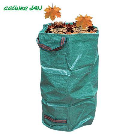 [Thomas Philipps] Gartenabfallsack 272 Liter aus reißfestem Kunststoff für 2,98 Euro