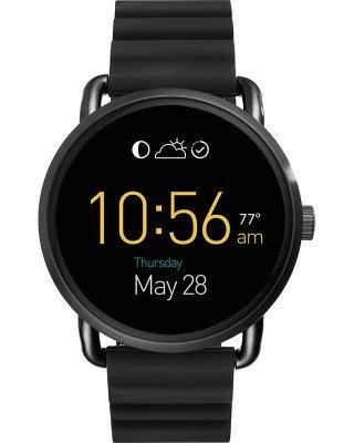 [shop-juwelier.de] Fossil Q Wander FTW2103  Damen-Smartwatch (Multi LCD Zifferblatt, Silikonarmband; IP67 Zertifizierung, iOS + Android, )