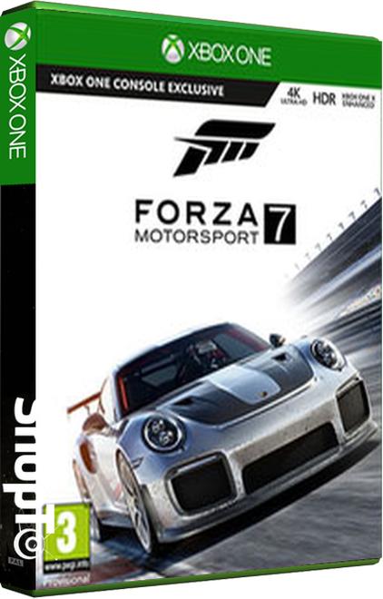 Forza Motorsport 7 Standard Edition (Xbox One) für 48,52€ inkl. VSK (ShopTo)