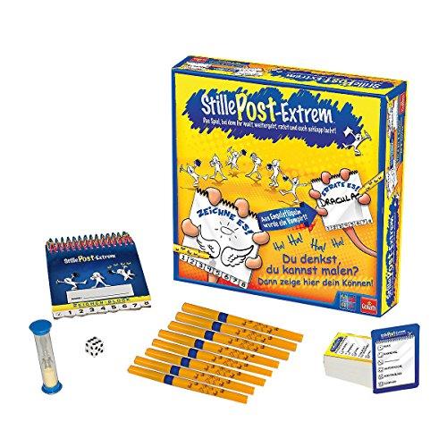 Gesellschaftsspiel: Stille Post Extrem von Goliath für 19,27€ mit [Amazon Prime]
