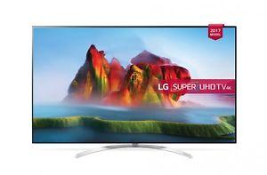 [ebay / om-handel] LG 55SJ8509, 139 cm (55 Zoll), UHD 4K, SMART TV, LED TV, 3.200 PMI, DVB-T2 HD, DVB-C, DVB-S2 A+ Ultra HD TVs
