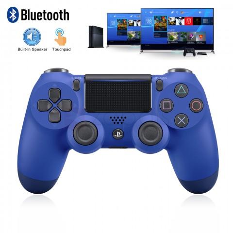 PS4 Wireless Controller in Schwarz, Blau, Rot & Weiß für 27,71€ inkl. VSK