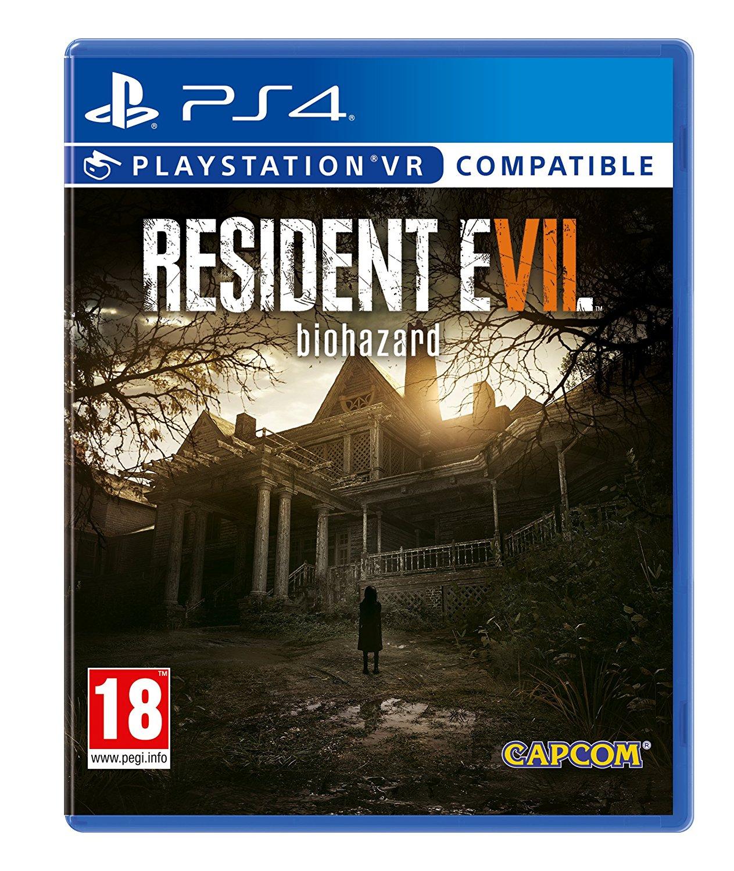 [Amazon UK] Resident Evil 7 biohazard für PS4 für 36,99 mit Prime-Testzugang