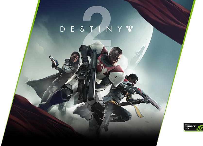 Destiny 2 gratis zu jeder 1080 oder 1080 Ti
