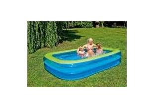 Happy People Family-Pool (262 x 175 x 50 cm) für €19 +VSK