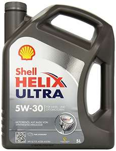 Amazon spanien Shell Helix Ultra 5W30 - 5 Liter Flasche