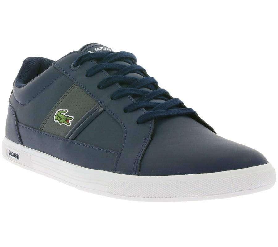Lacoste Europa LCR3 Herren Sneaker Blau (teils auch rot, schwarz, weiß), idealo: 68,45€