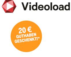 20€ Guthaben für Filme und Serien für die Plattform VIDEOLOAD - nur für Telekom Kunden