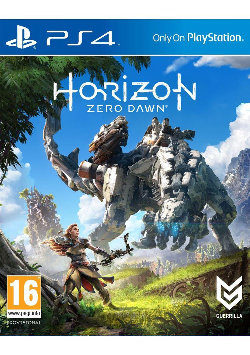 Sony Playstation 4 - Horizon Zero Dawn [aus UK]