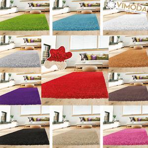 Hochflor Shaggy Teppich 40x60 cm für nur 1,80 EUR inkl. Versand 100x60 cm für nur 2,30 EUR inkl. Versand