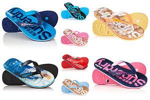 Superdry Flip Flops Badelatschen für den Sommerurlaub