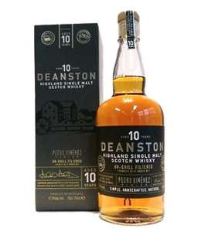 Deanston 10 Jahre PX Finish 55,7 % @whiskysite.nl