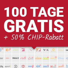 save.tv XL für 100 Tage gratis (+50% Folgerabatt)
