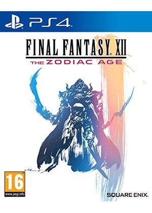 Final Fantasy XII: The Zodiac Age (PS4) für 34,20€ inkl. VSK (Base.com + SimplyGames)