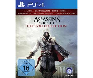 Assassins's Creed: The Ezio Collection (PS4) für 19,99€