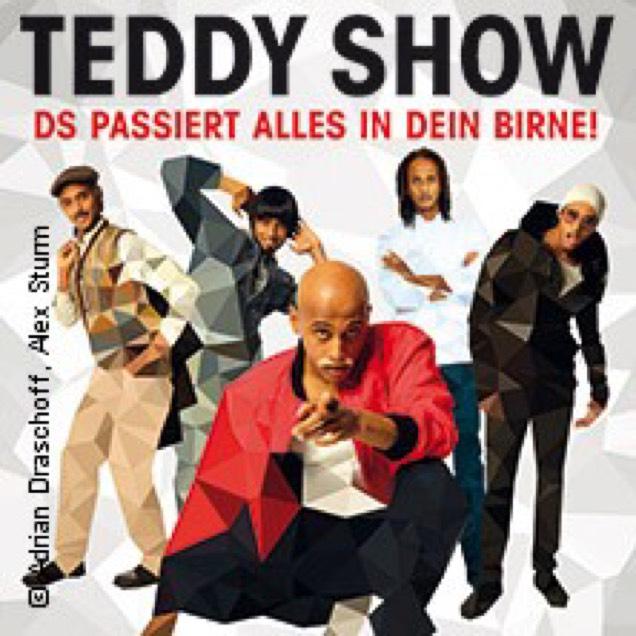Freikarten Teddy Comedy 15.06. in Hamburg Barclaycard Arena