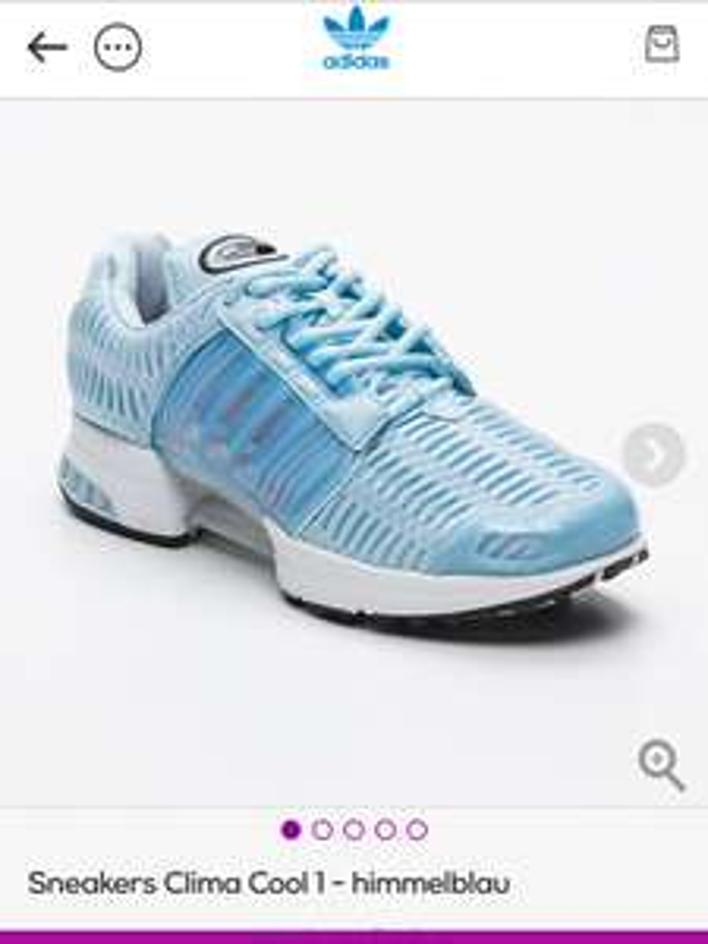 Adidas climacool 1 für 45,50€ bei Vente-Privee