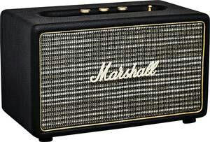 (Conrad)Lautsprecher Marshall Acton BT Black mit Newsletter-Gutschein für 138,45€