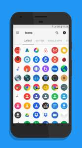 Flix - Icon Pack