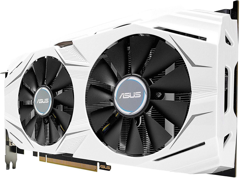 ASUS Dual GeForce GTX 1070 OC / DUAL-GTX1070-O8G / 372,98€ [Amazon.fr]