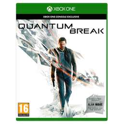 Quantum Break (inkl. Alan Wake) (Xbox One) für 14,75€ inkl. VSK (Game UK)